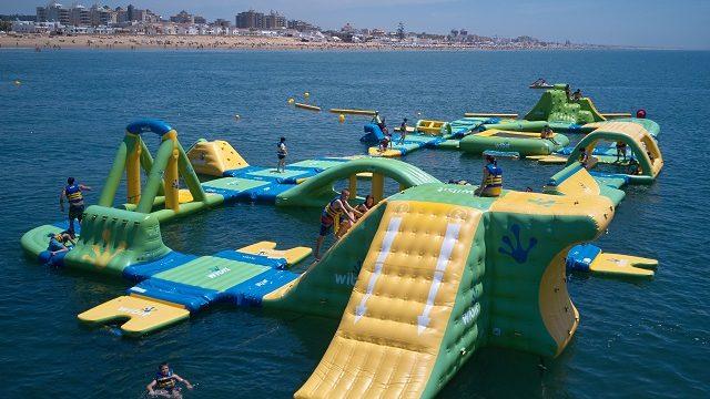Actividades para disfrutar con familia y amigos en la playa de Islantilla