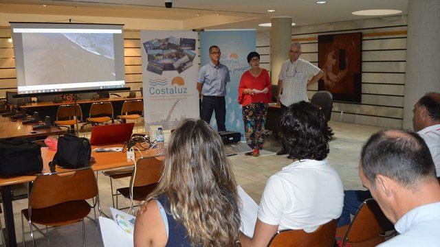Punta Umbría da una sesión informativa sobre ayudas al sector pesquero para la innovación y el emprendimiento