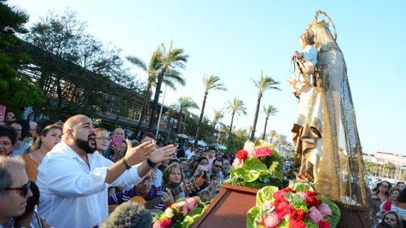 Mazagón celebra sus fiestas patronales de la Virgen del Carmen todo el mes de julio