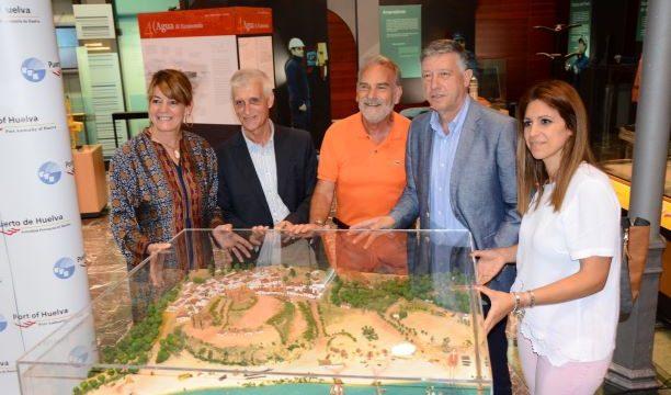Palos de la Frontera cuenta con una nueva maqueta histórica de la localidad en 1492
