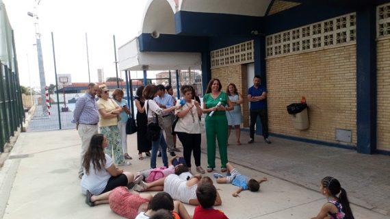 Un total de 164 niños participanen las Escuelas de Verano dirigidas a menores de 15 años