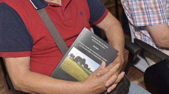 Presentado el informe sobre las fosas comunes del cementerio de La Soledad de Huelva