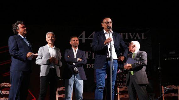 Moguer celebra su gran cita con el mejor flamenco en elXLV Festival de Cante Flamenco