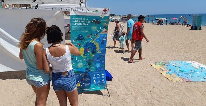 La Playa Caño la Culata de Cartaya acogerá acciones de sensibilización ambiental