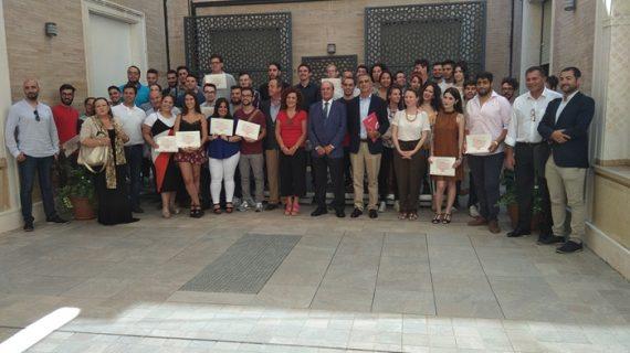 La Cámara de Comercio de Huelva y la Diputación clausuran ocho cursos del Programa PICE