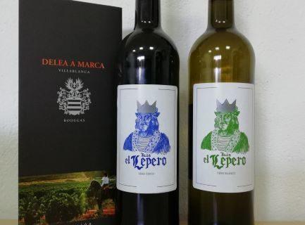 Un vino onubense homenajea a 'Juan El Lepero'