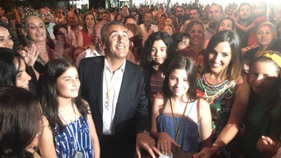 Isla Cristina ya vive sus fiestas del Carmen