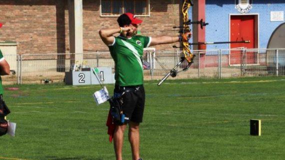 El onubense Miguel Ángel Medina Orta se proclama campeón de España con el Equipo Andaluz de arco compuesto
