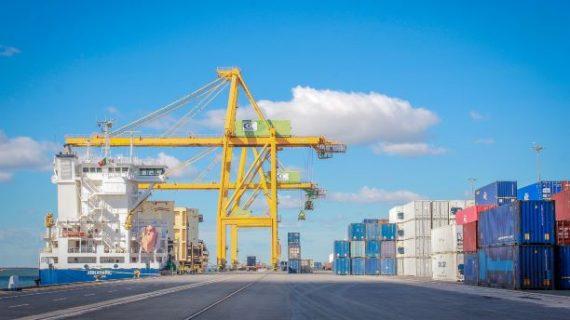 El Puerto de Huelva, referente como nodo logístico en el Suratlántico europeo