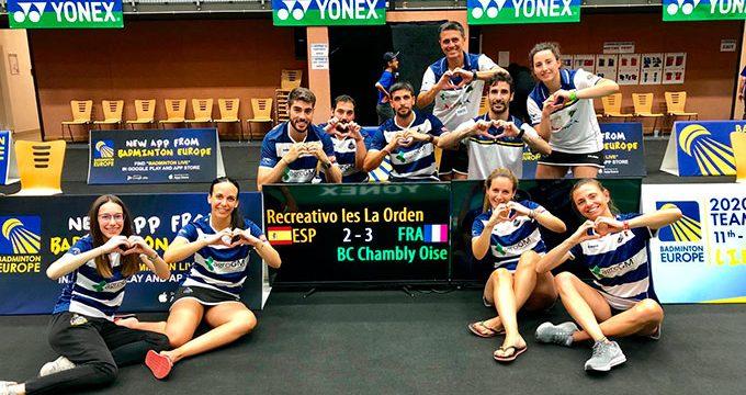 Bronce de ley para el Recreativo IES La Orden en el Campeonato de Europa de Clubes en Luxemburgo