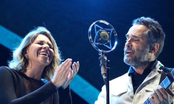 La onubense Rocío Márquez y Jorge Drexler encandilan en la noche rabideña.