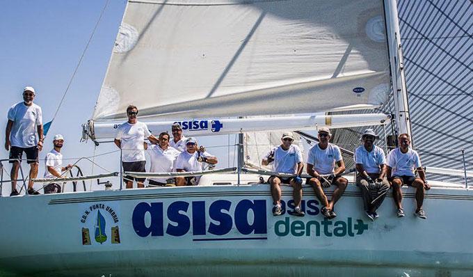 José Luis Mendoza se impone en la XXX Regata Puerto del Descubrimiento Palos-Lagos