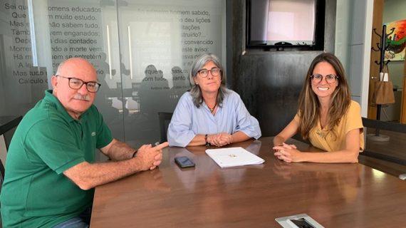 Natalia Santos, nueva presidenta de la Eurociudad del Guadiana