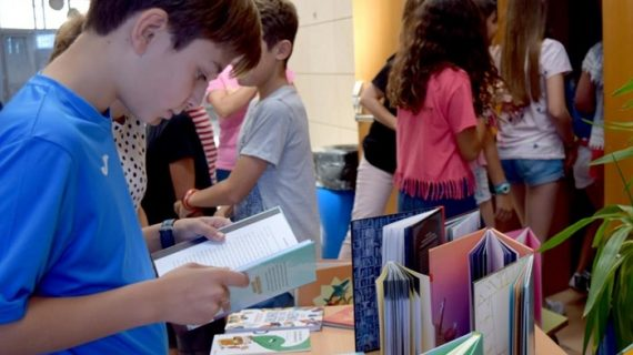 La Biblioteca de Hinojos se suma al proyecto 'Huelva lee +'