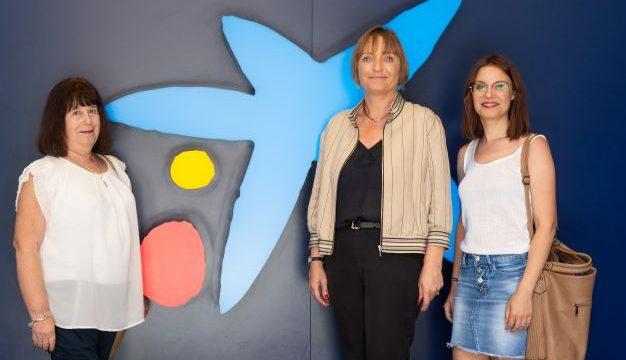 """La Obra Social """"la Caixa"""" destina cerca de 20.000 euros a un proyecto de mejora de la calidad de vida de personas mayores con la enfermedad de Alzheimer en Huelva"""
