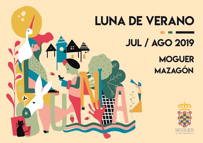 Moguer presenta una completa oferta teatral en su Luna de Verano