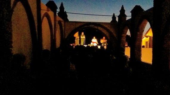 Aroche se torna flamenco en julio al son del Festival de la Cilla