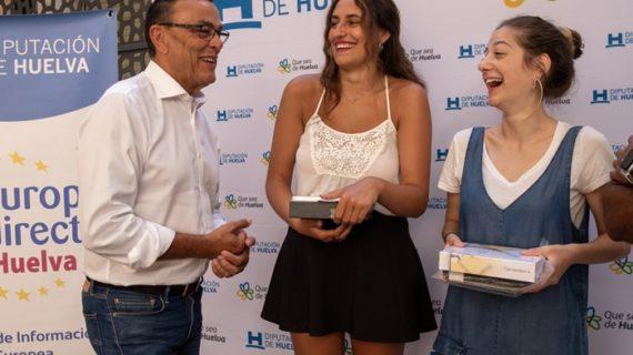 Rocío Rodríguez, ganadora del concurso de fotografía 'Muévete por Europa'