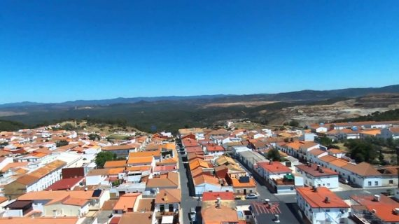 """El """"estigma rojo"""" de la Cuenca Minera de Río Tinto"""