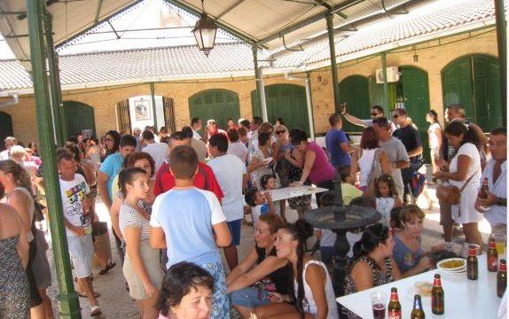 El cambio de ubicación de la Zona Joven, principal novedad de la Feria de Agosto de Alosno