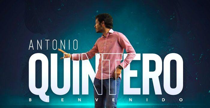 Antonio Quintero, nuevo entrenador del CDB Enrique Benítez