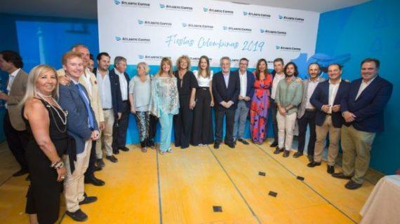 Atlantic Copper recibe a las autoridades y sociedad civil de Huelva en su caseta de las Colombinas