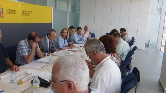 La provincia de Huelva contratará a unos 9.000 trabajadores para 156 proyectos distribuidos en distintas localidades