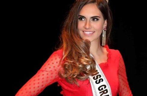 La palmerina Ángela Pinto representa a Huelva en la final del certamen Miss Grand Spain