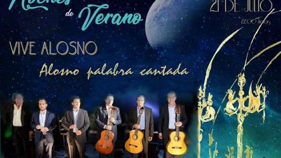 El grupo onubense Vive Alosno actuará el próximo domingo en Bonares