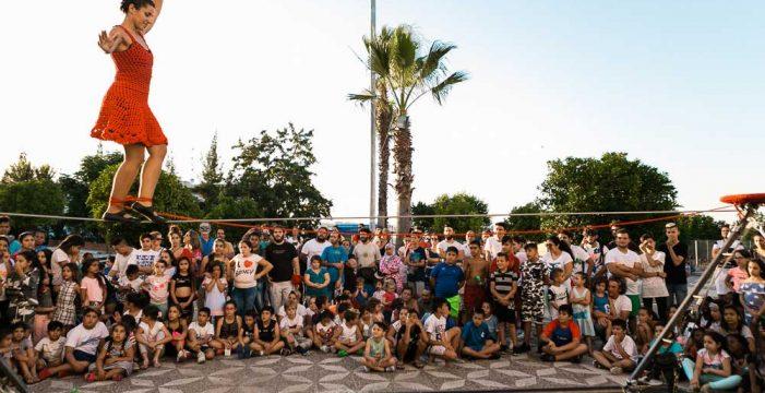 El Festival de Teatro Infantil 'A la Sombra' abre la programación del 'Verano Cultural' en Trigueros