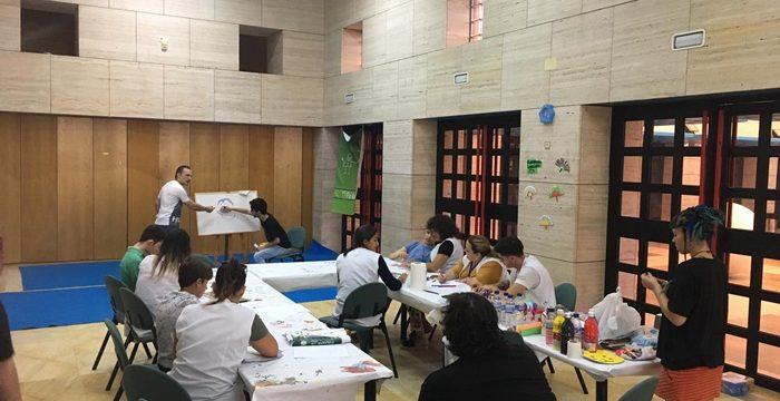 IAJ y Fundación Laberinto programan talleres y actividades lúdicas