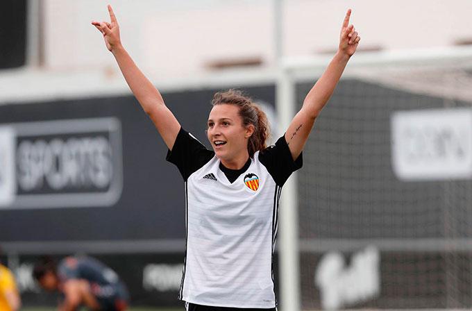 El Sporting Club de Huelva se refuerza con el fichaje de la delantera Marta Peiró