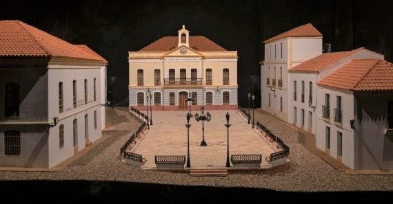 Minas de Riotinto recupera su historia con una recreación de su pueblo desaparecido