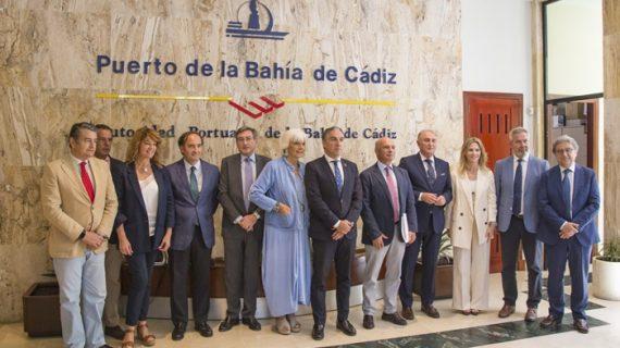 Los puertos andaluces contarán con un Plan coordinado de acción logística y comercial