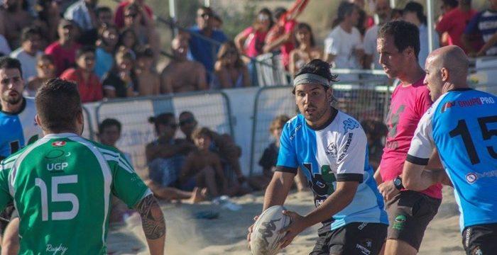 Más de 300 deportistas para el IX Torneo Rugby Playa de Punta Umbría