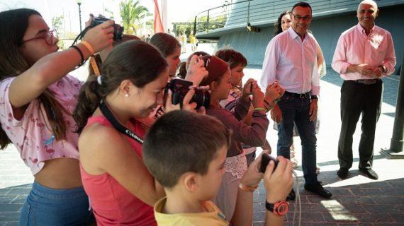 25 años lleva abierto el Muelle de las Carabelas y son mas de 4,3 millones de personas las que lo han visitado