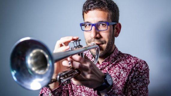 El trompetista onubense Daniel Cano, único español en el Workshop Internacional de Jazz y Música Creativa de Canadá
