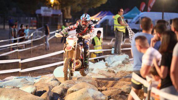 Valverde del Camino acoge la segunda cita del Andaluz de Enduro Indoor