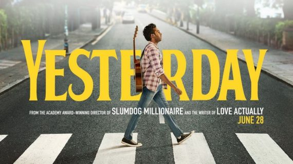 La película 'Yesterday' o Beatles forever