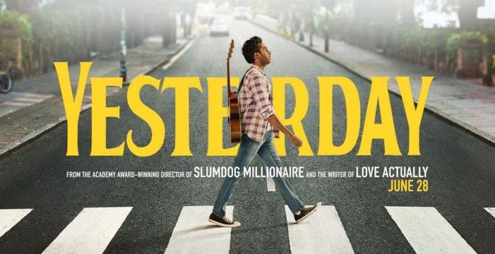 La película 'Yesterday' o Beatles forever