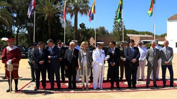 El Muelle de las Carabelas, destaca como un espacio histórico en el acto conmemorativo del 3 de agosto