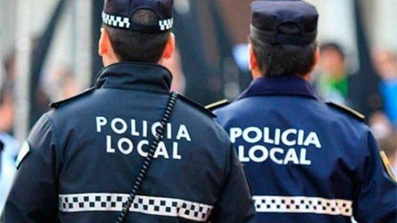 La Policía Local de Punta Umbría organiza este viernes un acto de apoyo a Antonio Garrido