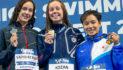 Alba Vázquez agranda su palmarés con una plata en los 200 estilos en el Mundial Júnior de Natación