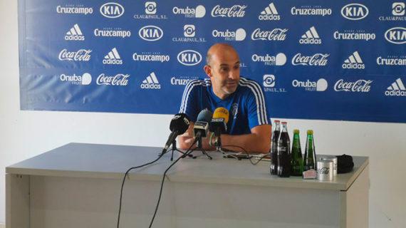 """Alberto Monteagudo piensa en positivo y asegura que """"vamos a ir poco a poco a mejor"""""""