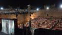 Un Castillo de Niebla abarrotado se divierte con la comedia Ben-Hur