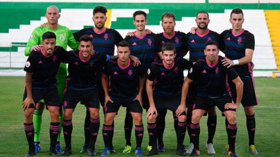 El Recre de Alberto Monteagudo se estrena en la Liga con una convocatoria de 19 de jugadores