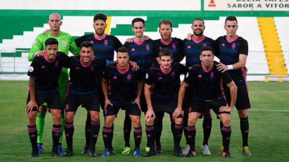 El Recreativo de Huelva sufre una derrota perdonable ante el Badajoz en Portugal (2-1)
