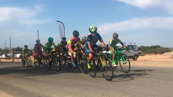 El VIII Homenaje Ángel Camacho Salazar en Bollullos, nueva jornada de ciclismo base dentro del Provincial onubense