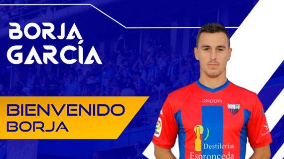 El Recre anuncia la llegada del central Borja García, cedido una temporada por el Extremadura