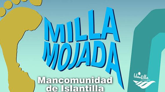 La playa de Islantilla ultima los detalles para la XIX Milla Mojada que tendrá lugar el próximo 30 de agosto
